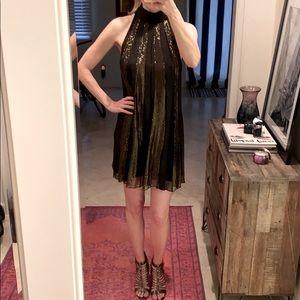 EUC ABS Alan Schwartz collection dress